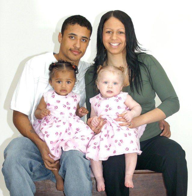 White Guy Black Girl Couple
