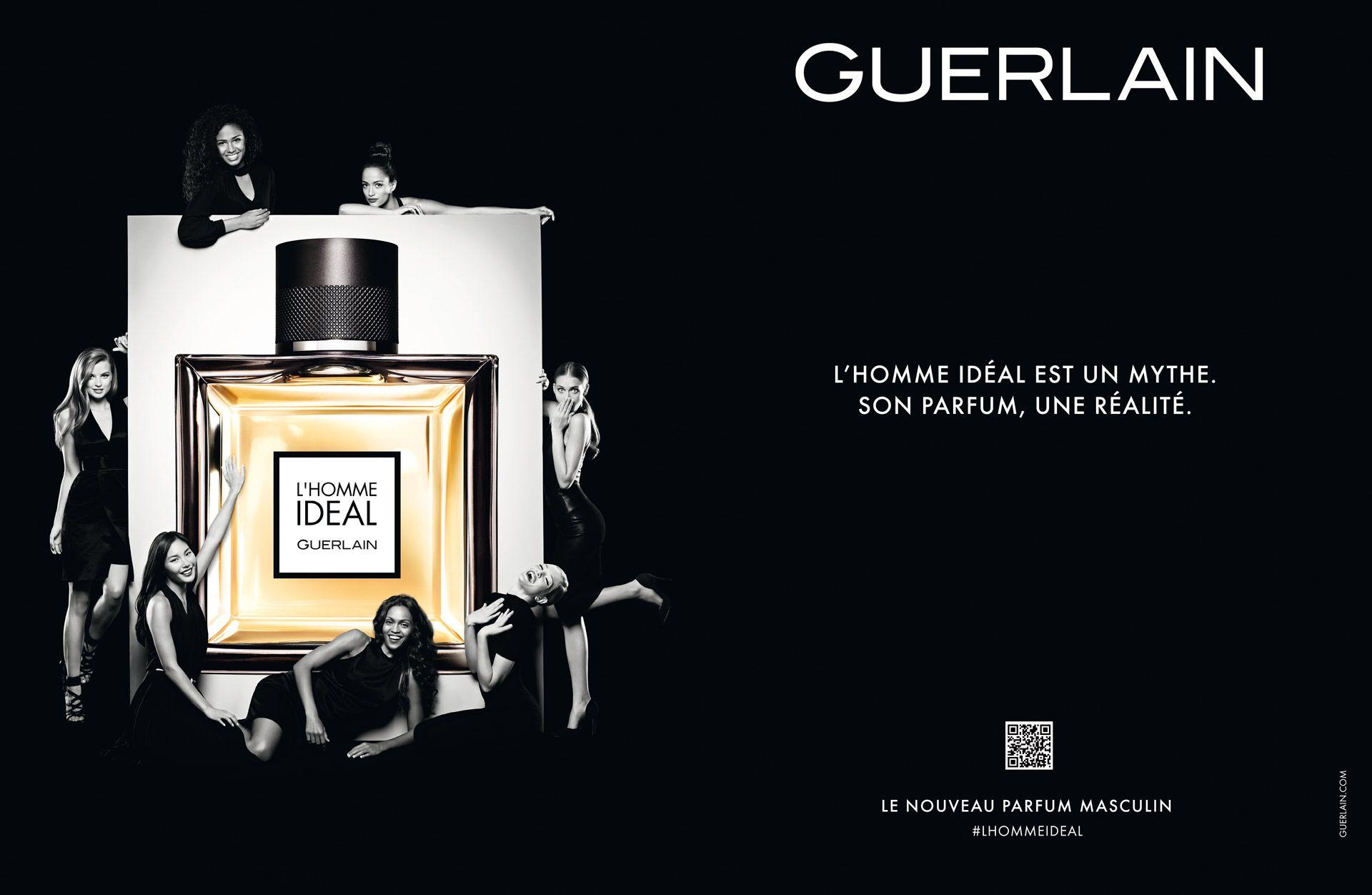 Publicité Guerlain 2014 L'homme Idéal De drCtshxQ