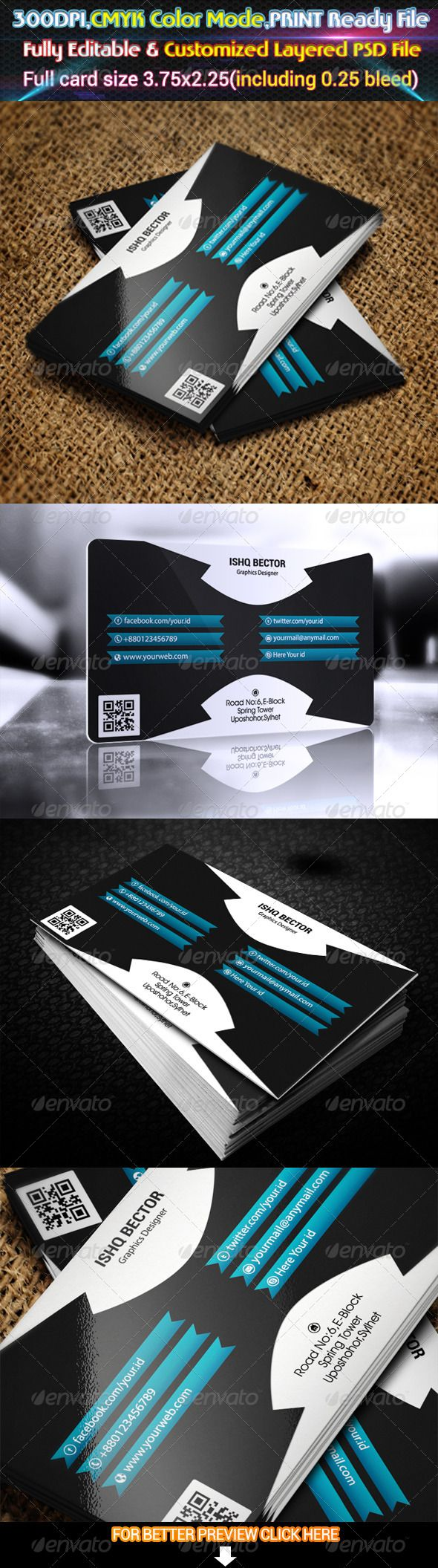 Corporate business card pinterest corporate business card1300dpi2yk color mode 3int ready reheart Image collections
