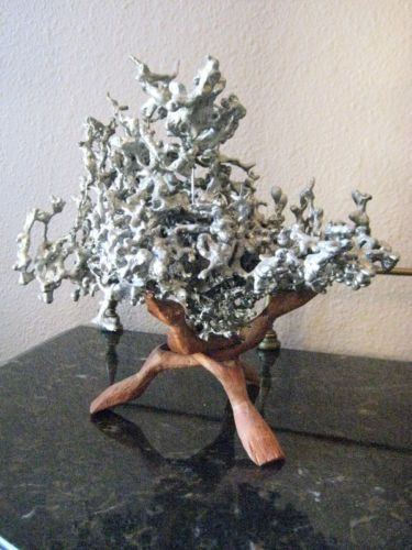 Aluminum anthill art fever hits eBay | Style | Ant art, Art