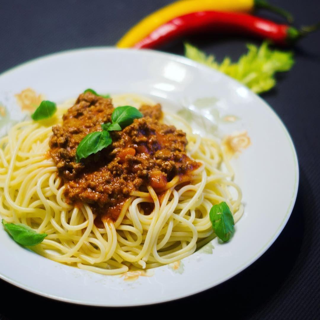 Lubicie Makarony Co Powiecie Na Spaghetti Alla Bolognese