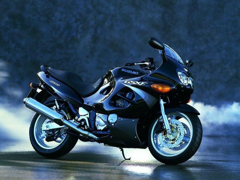 Katana 600 Horsepower Suzuki Gsxf600 Katana Motorcycles Gallery Pc With 800x600px Resolution Suzuki Suzuki Gsx Suzuki Gsx 600