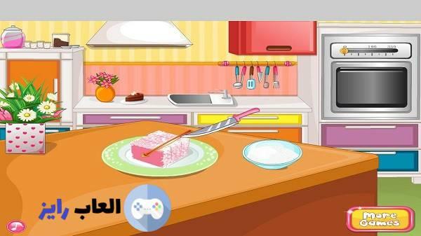 تحميل لعبة طبخ الكيك والايس كريم Cake Maker من ميديا فاير من اجمل العاب الطبخ العاب رايز