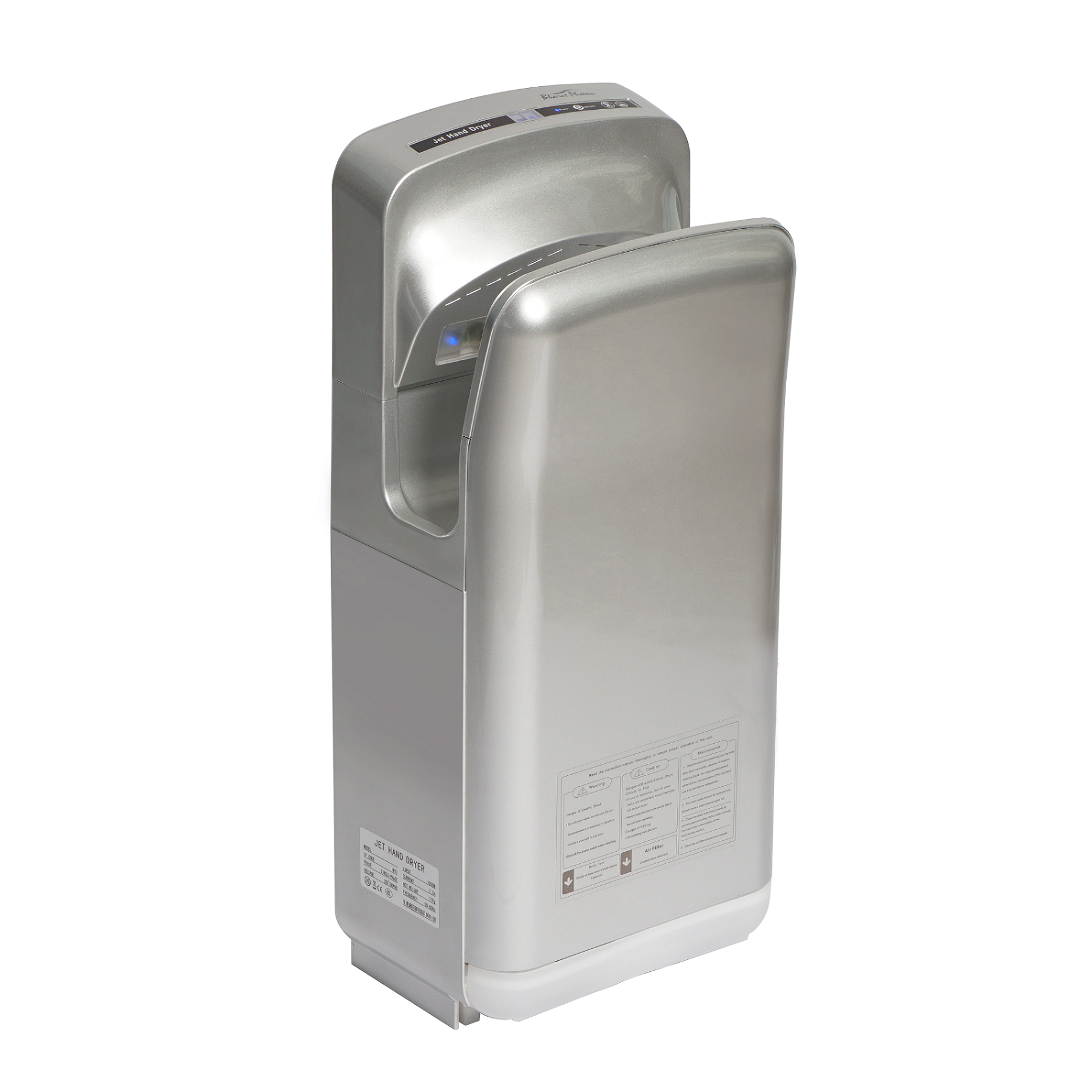 Get Air Jet Hand Dryer and High Speed Jet Hand Dryer at