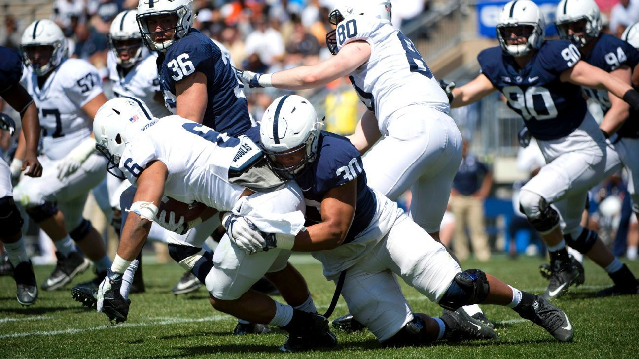 Penn State DEturnedDT Kevin Givens making impact at new