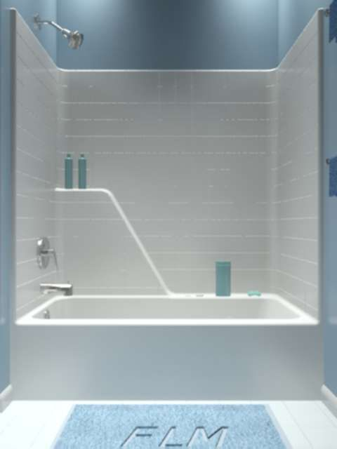 enclosed tub and shower combo. Whirlpool Tubs  Air Massage Diamond Tub Showers Bathroom