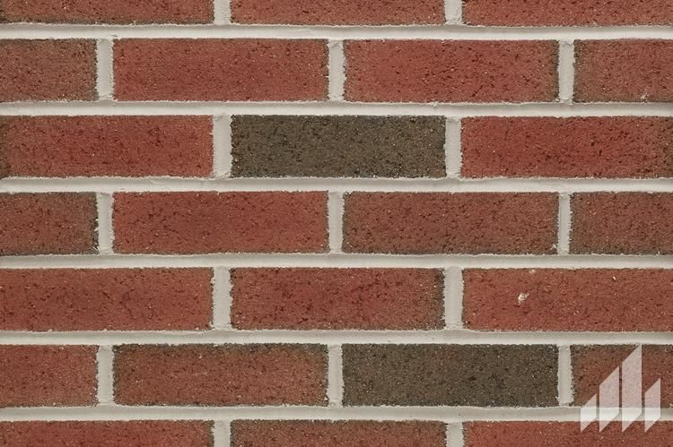 Raleigh Court Brick, Red bricks, Earth tones