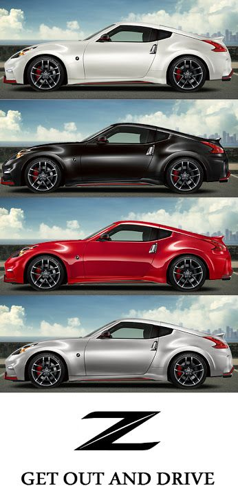2015 nismo lineup nissan 370z pinterest coches for Motores y vehiculos phoenix