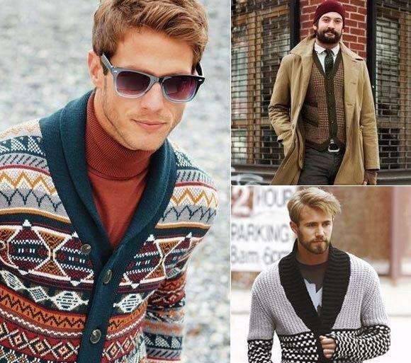 Yeni Sezon Erkek Modası Hırka Modelleri TrendimSensin.com