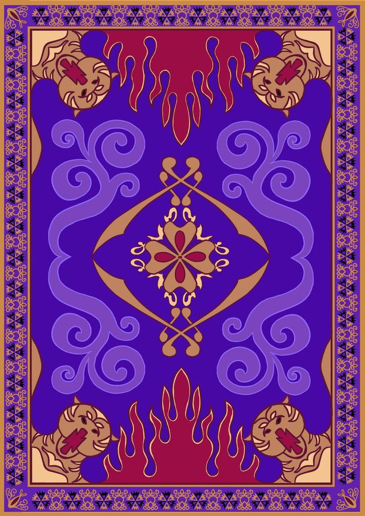 Aladdin's magic carpet | Magic Carpets | Pinterest ...