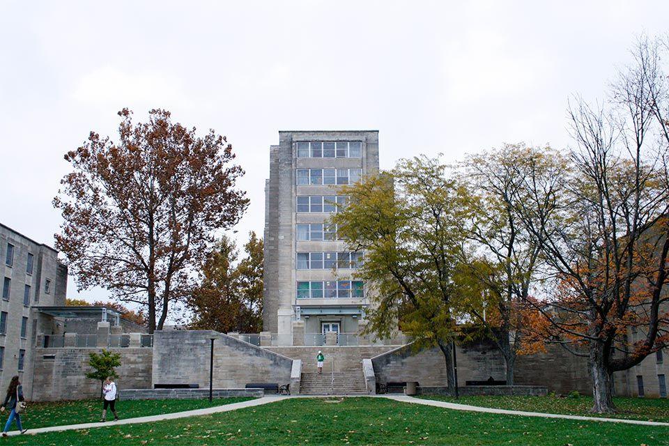 Teter Elkin Dorm Indiana University Bloomington In Bloomington Indiana Indiana University Bloomington