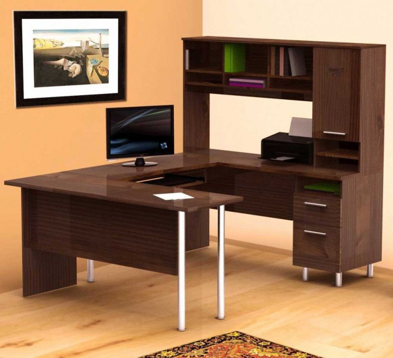 Cheap L Shaped Office Desks For Home Guest Desk Decorating Ideas