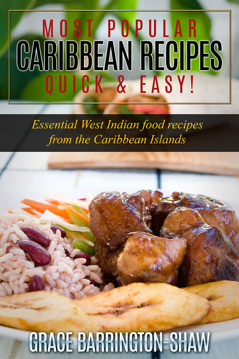 Free offer caribbean recipe book free for a limited time only free offer caribbean recipe book free for a limited time forumfinder Gallery