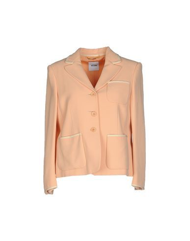 MOSCHINO Women's Blazer Apricot 10 US