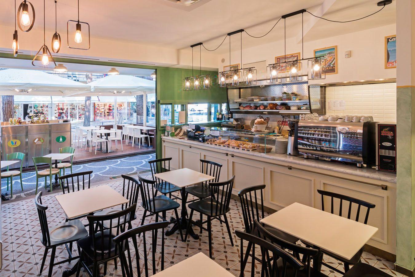 Nhà hàng SpazioSanpa của AFA Arredamenti, Milan - Ý »Blog