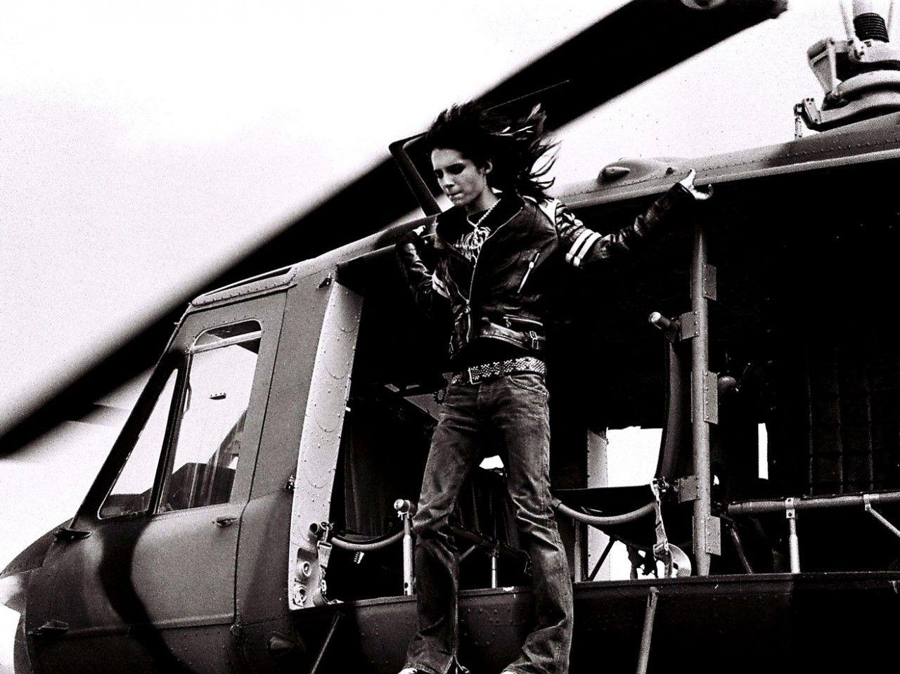 Tokio Hotel Bill Kaulitz Monsoon