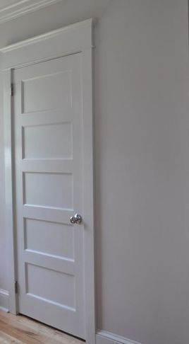Shaker Style Door Casing Awesome And Great Trim