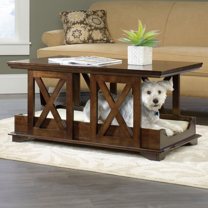 You 39 Ll Love The Coffee Table Dog Bed At Wayfair Great Deals