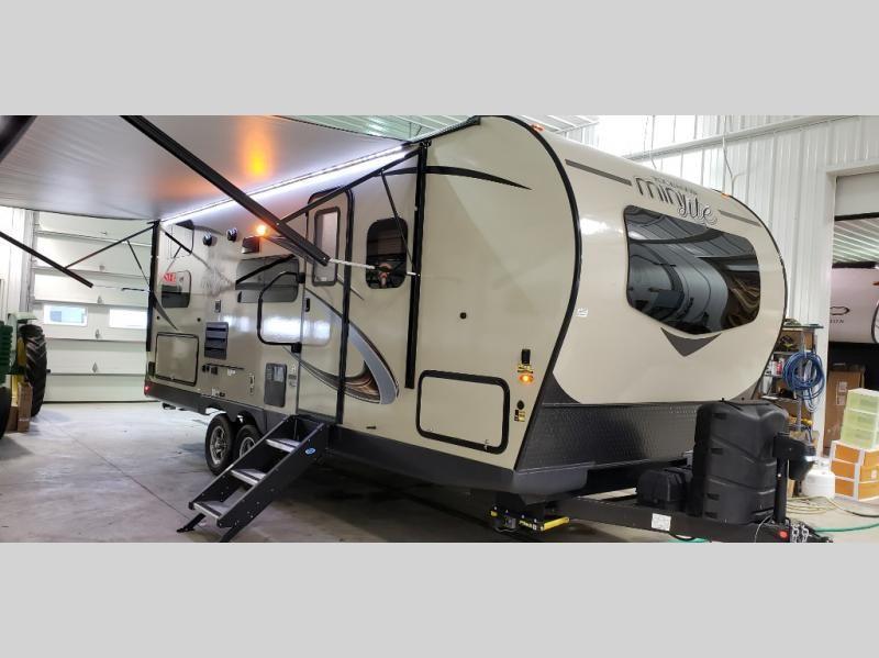 New 2019 Forest River Rv Rockwood Mini Lite 2509s Travel Trailer
