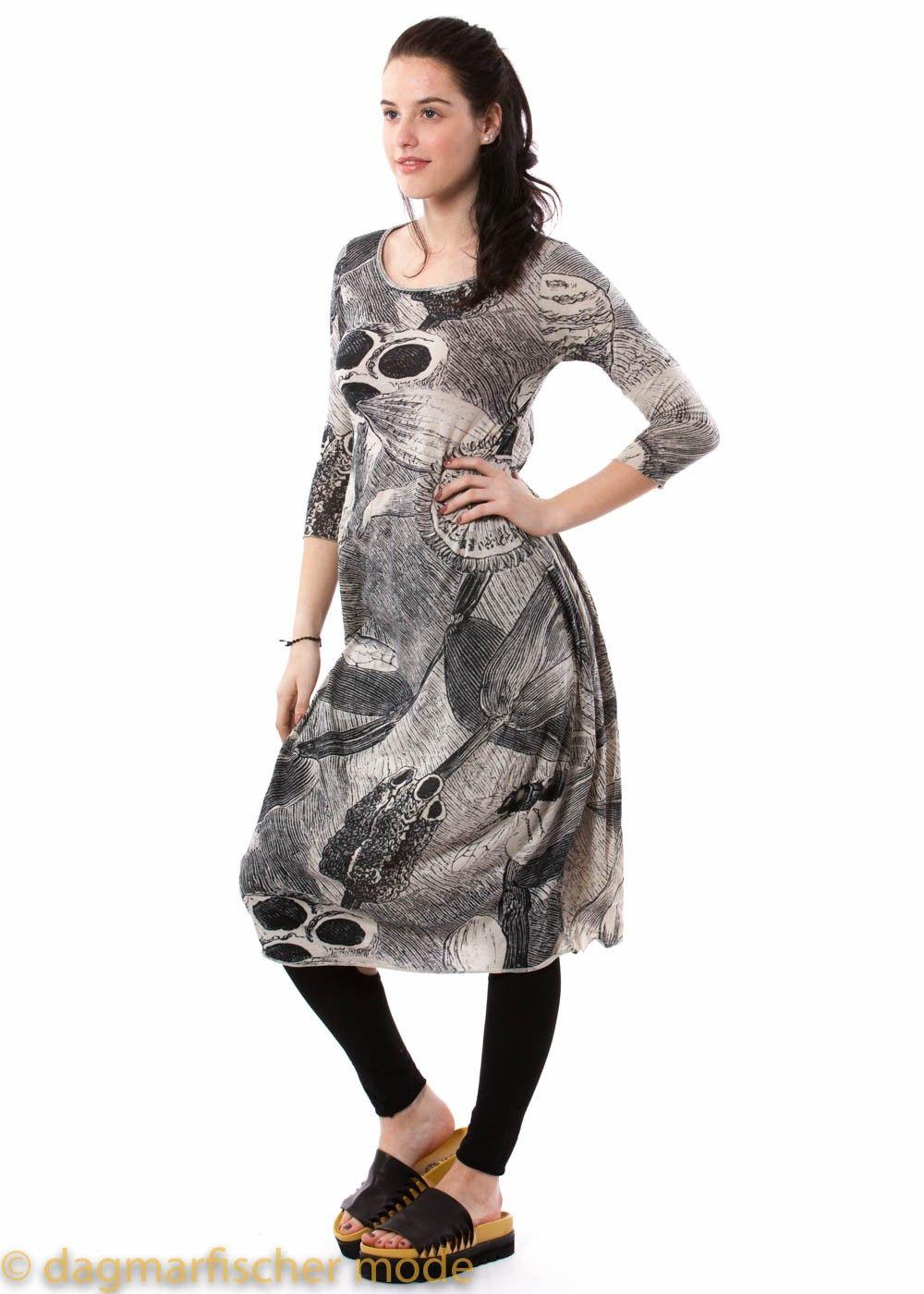 9e77a091ea6950 Dress by RUNDHOLZ BLACK LABEL - dagmarfischermode.de  dress  longsleeved   alloverprint  rundholz  blacklabel  rundholzblacklabel  designer  german   fashion ...