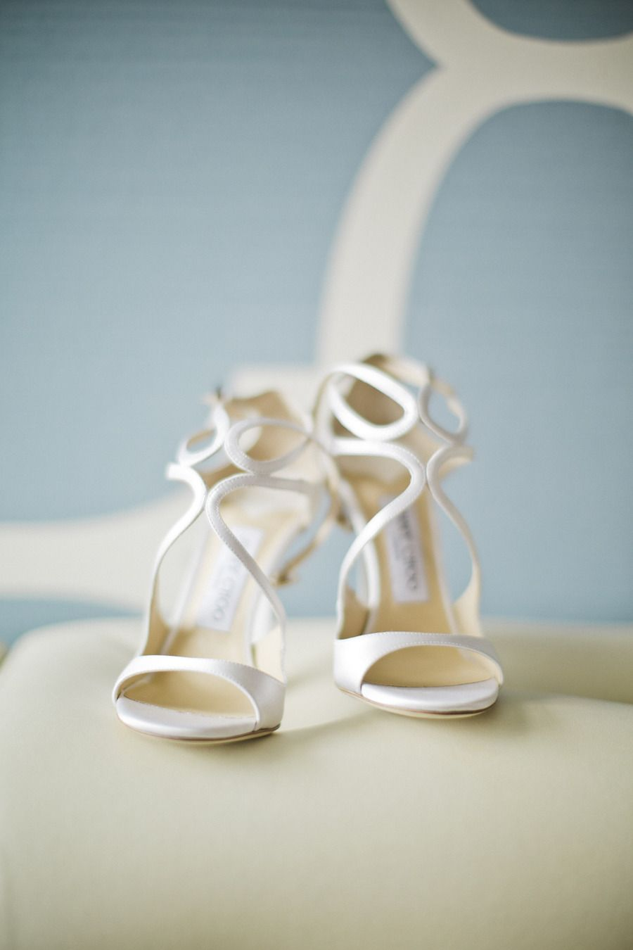 Jimmy Choo Sandals Blue Cream Photography Cly By Chung