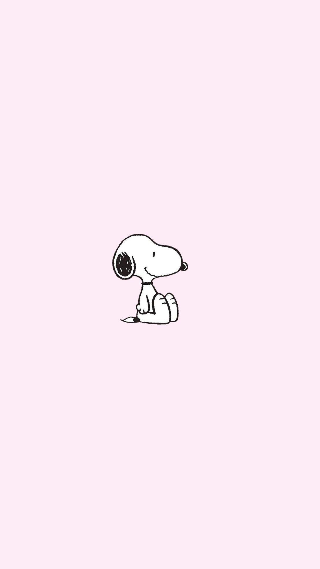 Snoopy Wallpaper O T H E R In 2019 Iphone Wallpaper