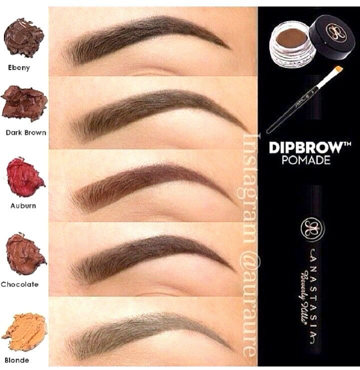Anastasia Beverly Hills Dip Brow Brow Mouse To Fill In Brows