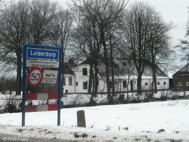 leiderdorp - | Nederland, Stad