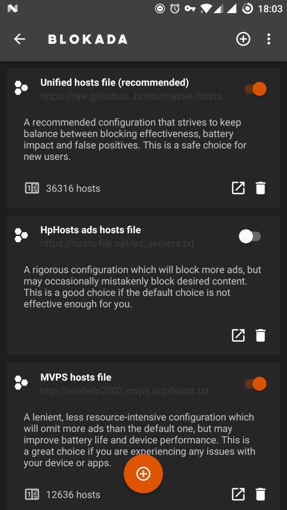 Blokada v3 2 4 Cracked APK Download (No Root – AD Blocker