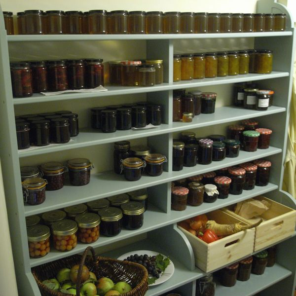 15 Kitchen Pantry Ideas With Form And Function: Pin By Whole Foods 4 Healthy Living On Pantry (Storage
