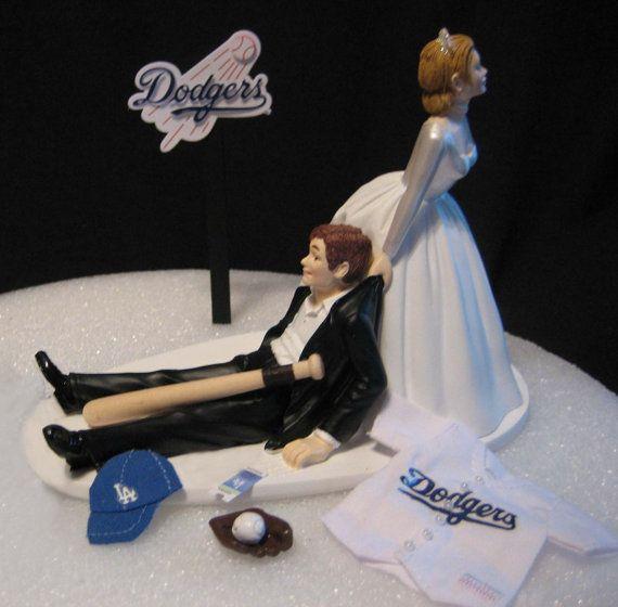 24+ Dodgers wedding cake topper trends