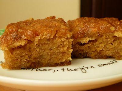 The Pastry Chef's Baking: Banana Caramel Brownies