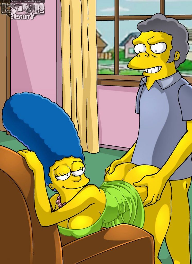 porn Marge simpson cartoon