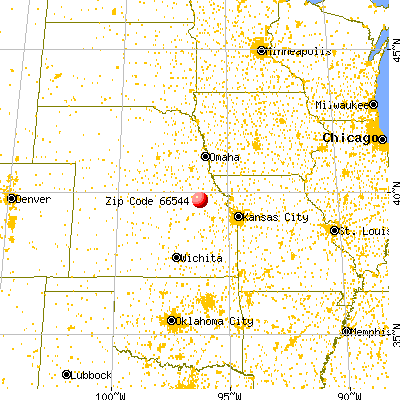 Vermillion Kansas Map   osm map general map google map msn map osm ...