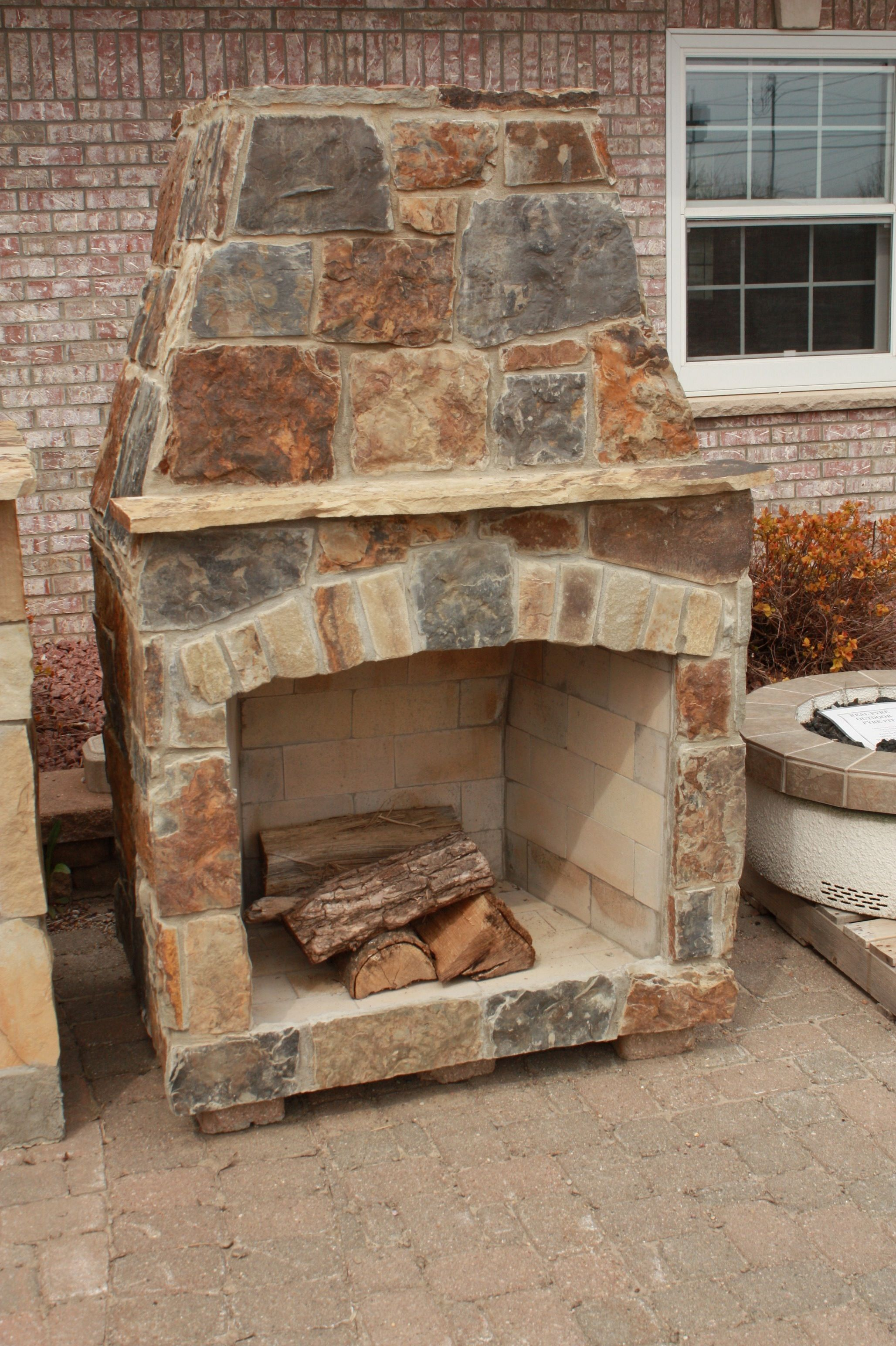 have fox valley stone and brick creat your own unique outdoor