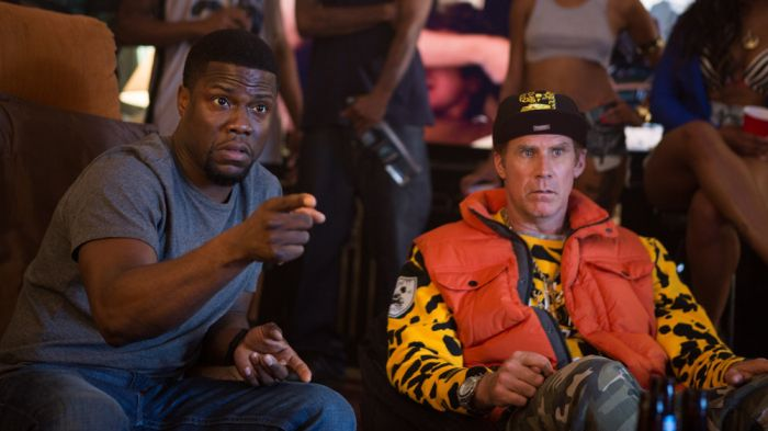 Writer Claims Will Ferrell/Kevin Hart Film Get Hard Ripped