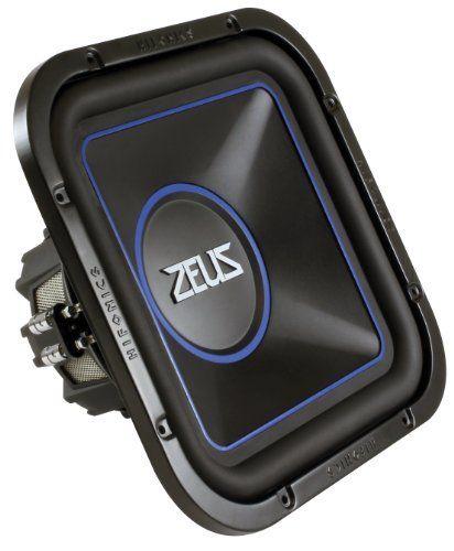 Hifonics ZRX15SQD4 Zeus 15-Inch Square Subwoofer by Hifonics