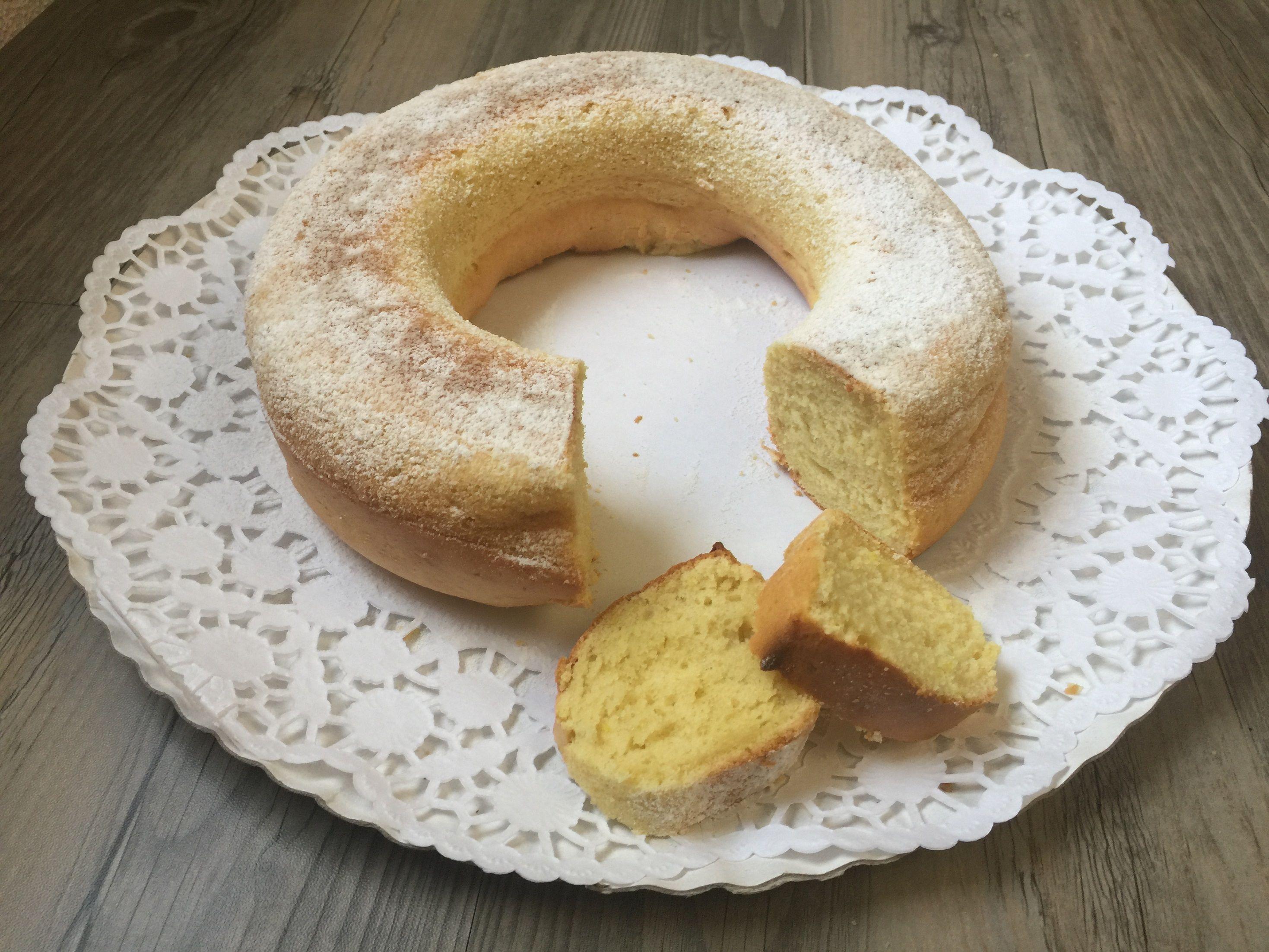 Bizcocho De Yogur Fácil En La Monsieur Cuisine Plus Receta Recetas De Comida Bizcocho Flan De Huevo Casero