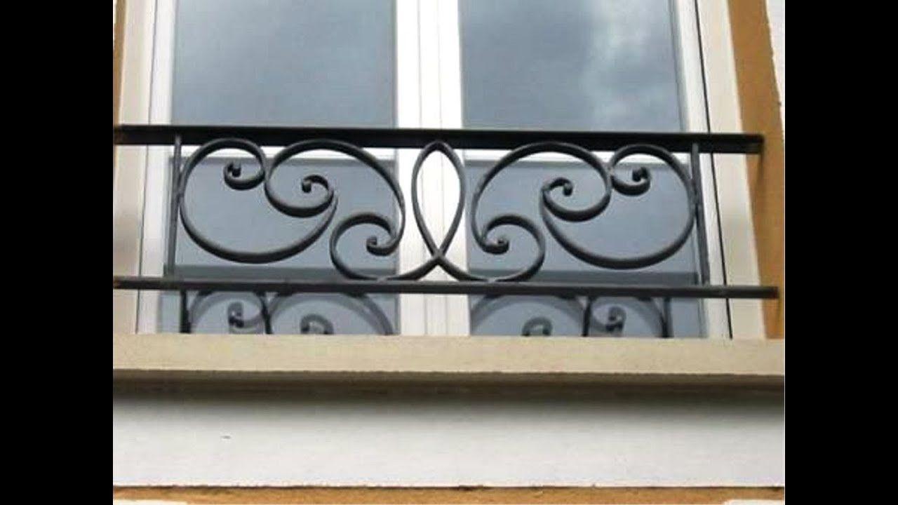 Window Security Grill أشكال شبابيك نوافذ خارجية من الحديد المطاوع Fer Forge Fer Forge Fenetre Appui De Fenetre
