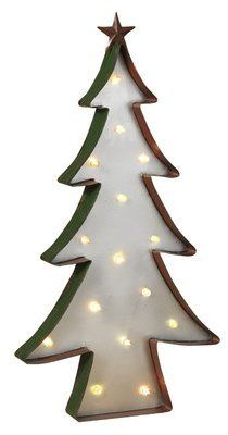wayfair metal lighted color christmas tree