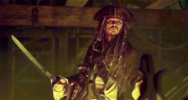 Капитан Джек Воробей. Костюм и образ. Часть 2. (с ...
