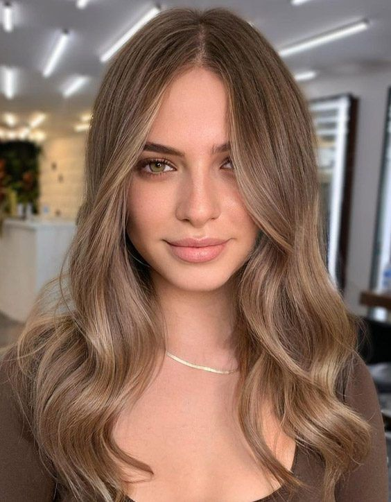 Most Stylish Look of Balayage Highlights for 2021