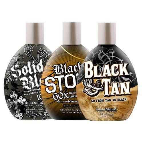 Black Amp Tan Millennium Tan Indoor Tanning Lotion Dark