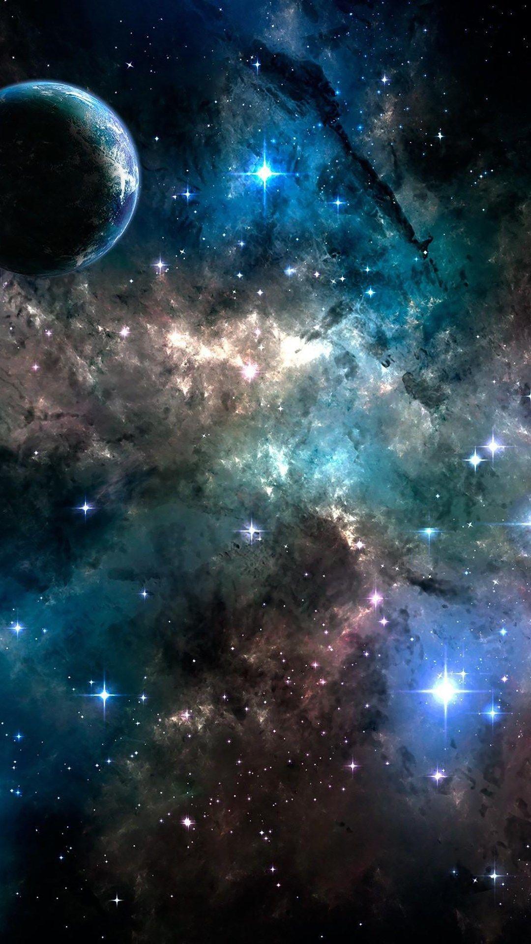 1080x1920 Nebulosas Wallpaper De Estrella Ver Para Creer
