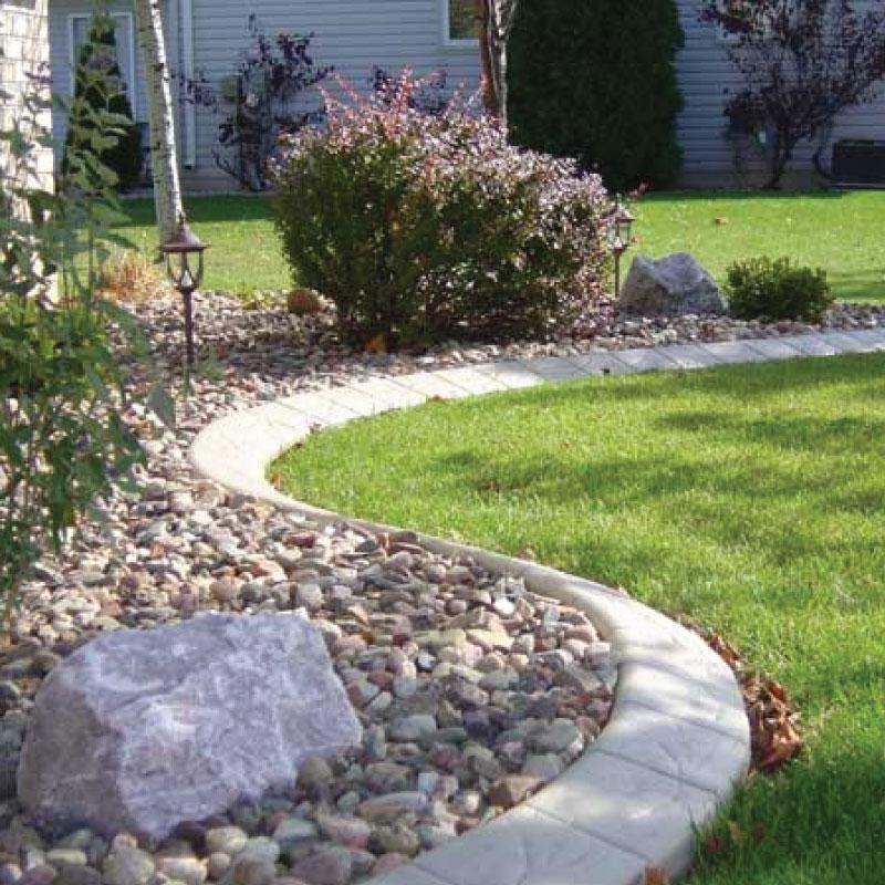 Concrete Edging Edging Roanoke Virginia Lawn And 400 x 300