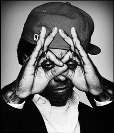 Lil Wayne | IllumiNAUGHTY in 2019 | Illuminati symbols, Lil