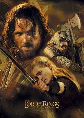 Der Herr Der Ringe The Two Towers Die Zwei Turme Herr Der Ringe Legolas Und Aragorn Aragorn