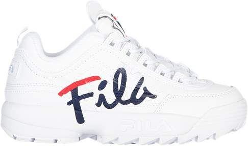 Fila Disruptor Script Women's | Shoes, Shoe bag, Fila