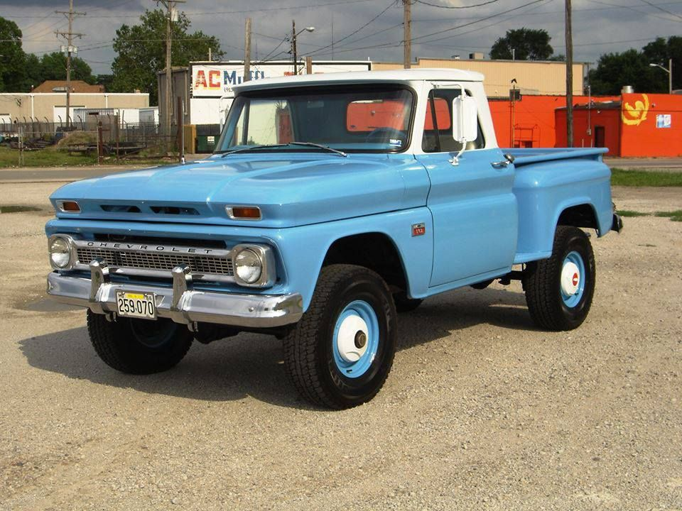 Old Chevy pickup truck | Pick up trucks | Pinterest | Chevy pickup ...