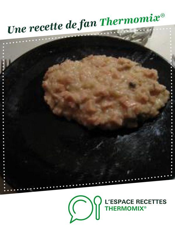 Risotto au blanc de poulet et champignons | Recette ...